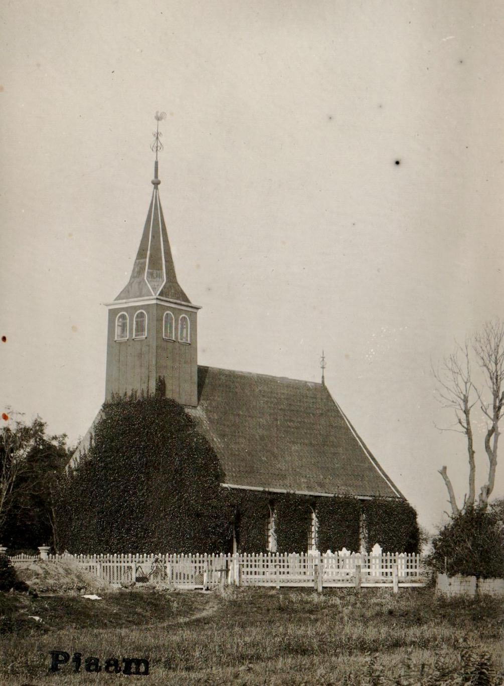 Kerkje Piaam, jaren 30