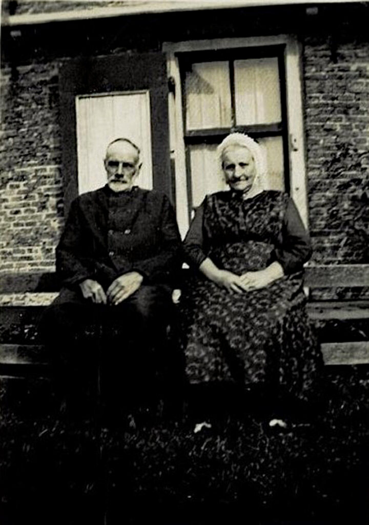 Pieter Postma en Hinke Wouters, jaren 30